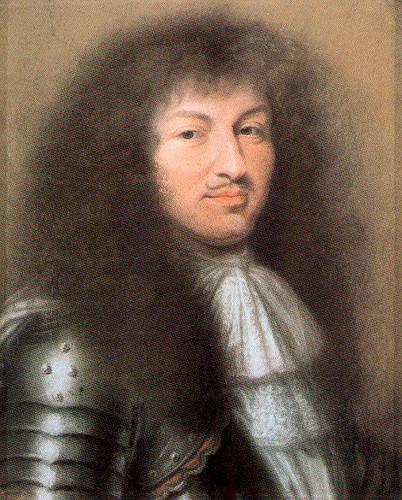 Luigi XV, Nanteuil, 1661