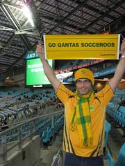 Go Socceroos!