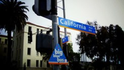 California Ave (by 張家振)