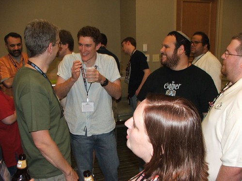 Podcast Meet & Greet: Chris Hussy, Itamar Weisberg, Brilliant Gameologists' Meg, Me & Chris Perrin