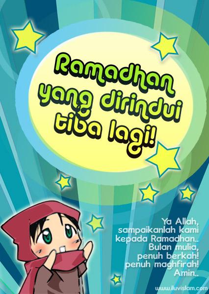 Ramadhan Tiba Lagi Hari Hari Dalam Hidupku