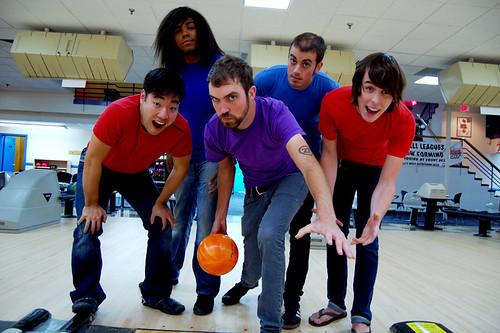 Houston Calls - Bowling by ericsmithrocks.