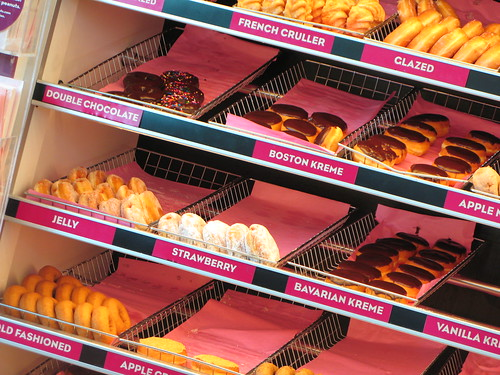 Dunkin Donuts DDSMart Low-Cal Breakfast Sandwiches by you.
