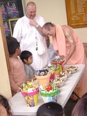 Bhakta prabhu and Bhaktisiddantha Swami