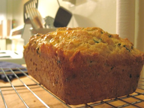 Cheddar Chive Bread 3
