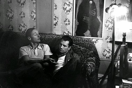 William Burroughs & Jack Kerouac