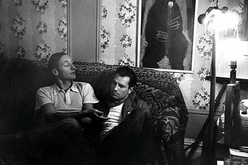William Burroughs & Jack Kerouac