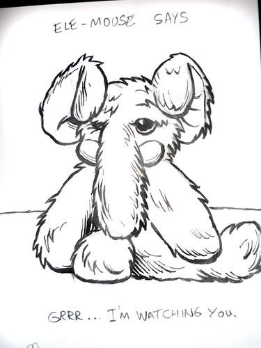 ele-mouse