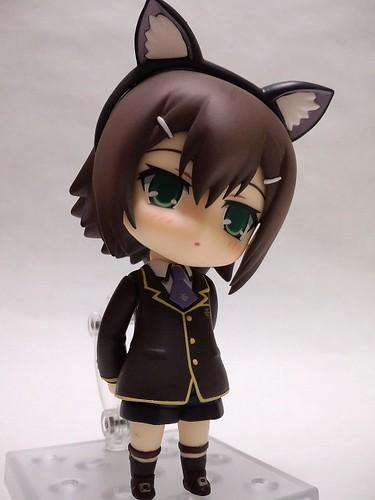 Adorable Hideyoshi with nekomimi ^^