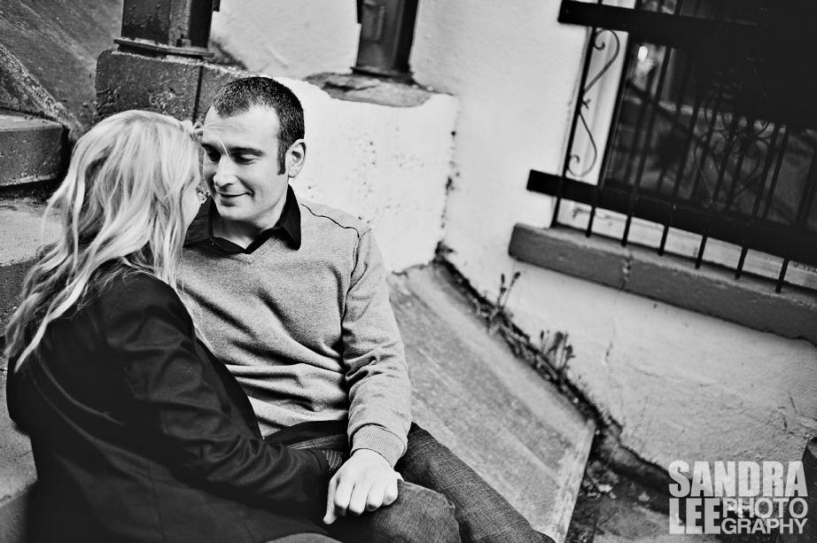 Chris + Adele :: Downtown E-Session