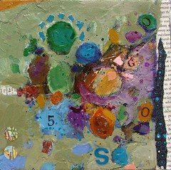 Collage Painting