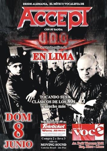UDO en Lima