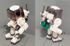 Soren Roberts' Martian Spacesuit