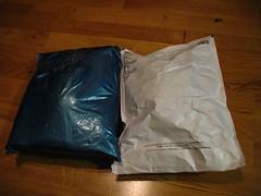 Two parcels