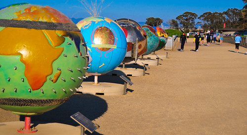 Cool Globes in San Francisco