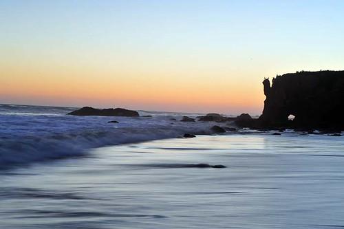 Praia de Malibu - (c) André Goldstein