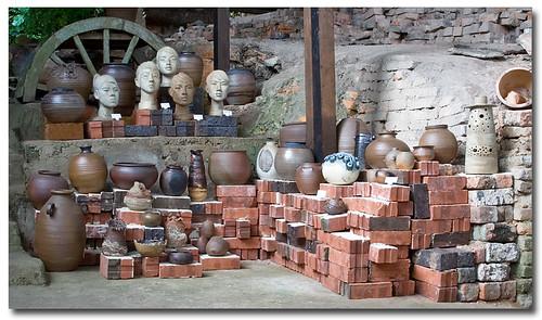Brick and Clay Display 3 - LS