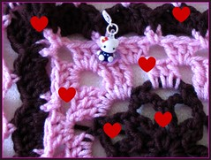 Hello Kitty Stitch Marker