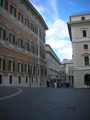 Parlamento e Palazzo Chigi