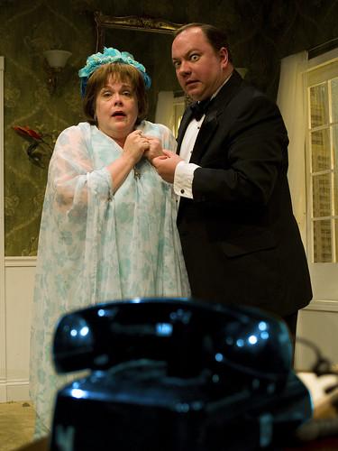 Cheri Chenoweth and Jon Steinhagen in Plaza Suite