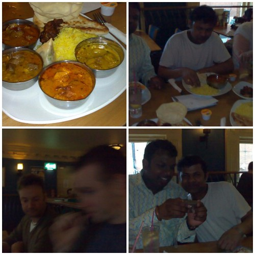 Team Andy's Curry Club