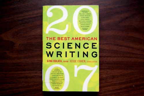 best american science writing 2007