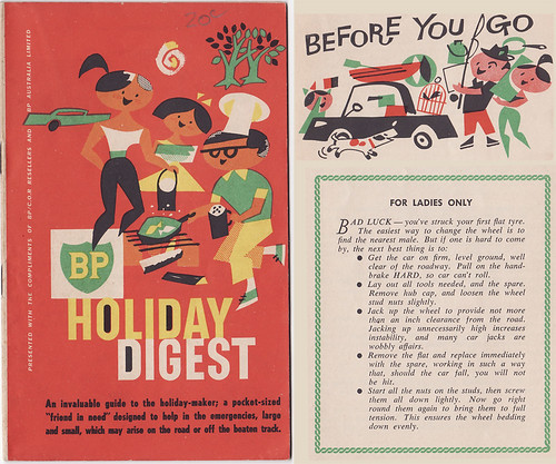 BP Holiday Digest