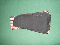 folded pad