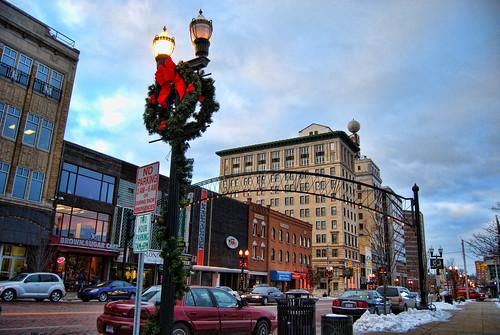 Downtown Flint - HDR