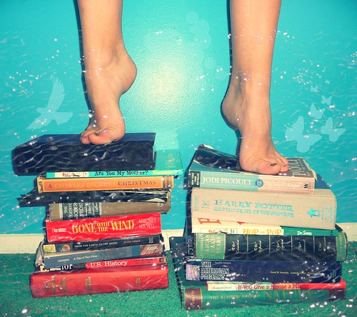 'b is for: books - my path to personal freedom' by samie.shake
