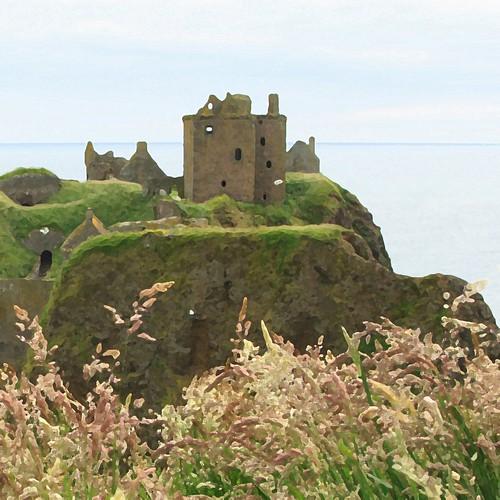 Dunnotar Castle, Stonehaven, Aberdeenshire
