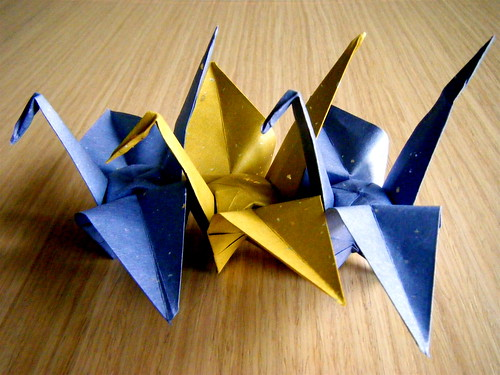 Origami Trio 2