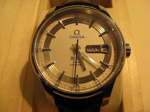 Omega Hour Vision