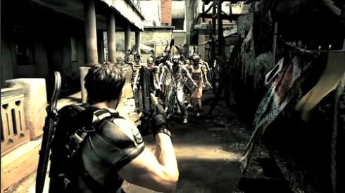 RE5 Screen - 4
