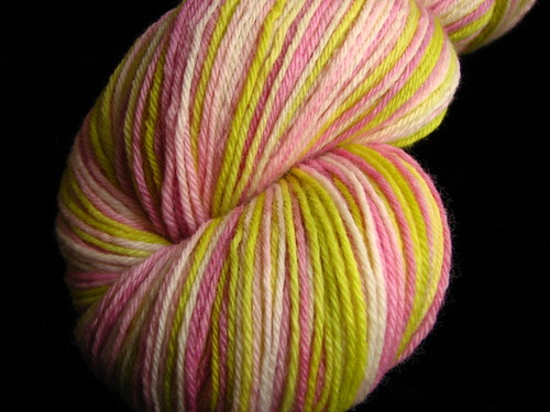 Bed of Roses Sock