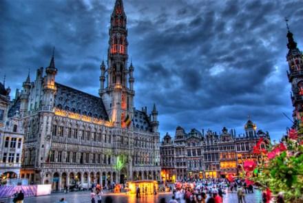 Grand Place, Brussels da * mario *.