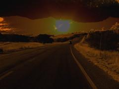 """""""Highway Run Into the Midnight Sun"""""""