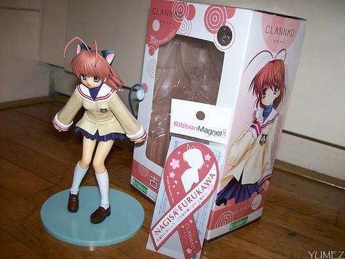 Nagisa Furukawa - Has a secret love for cat ears
