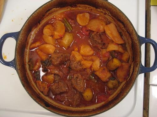 horseradish pot roast