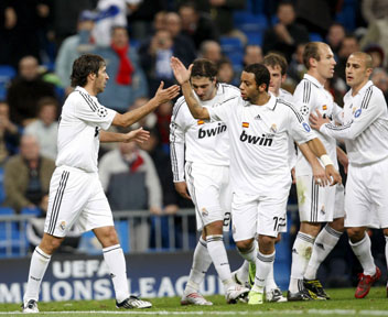 REAL MADRID-ZENIT