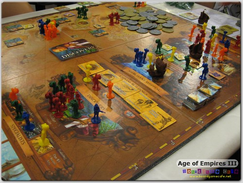 BGC Meetup - Age of Empires III