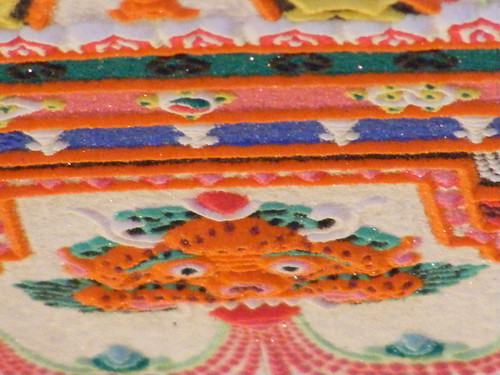 Green Tara Mandala 2008 by you.