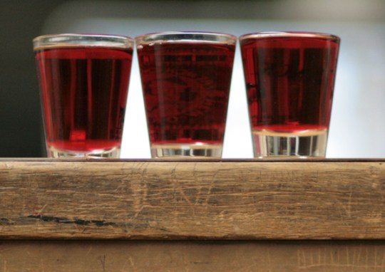 jell-o shots now available at the fog n grog