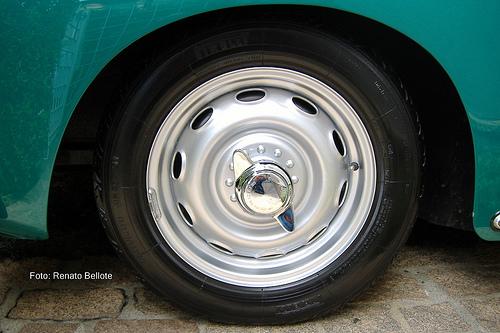 Rudge wheels