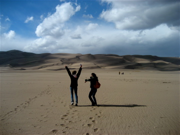 Great Sand Dunes, Co.