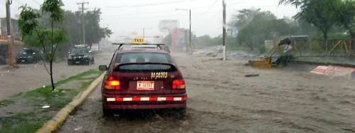 Invierno en Managua