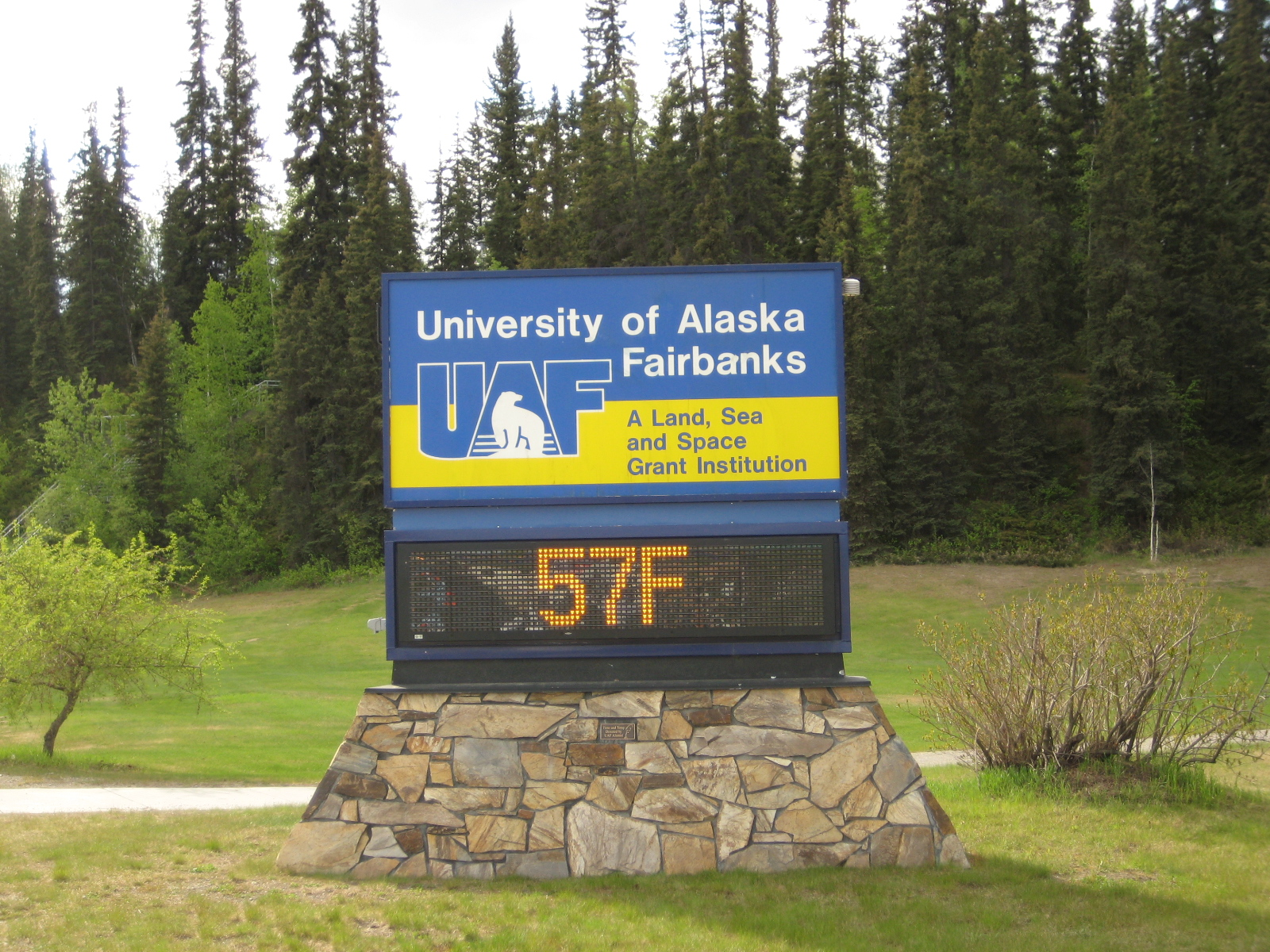 Univ. of Alaska-Fairbanks