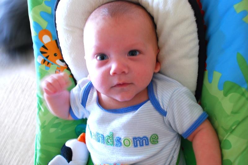 Bruiser at 9.5 weeks