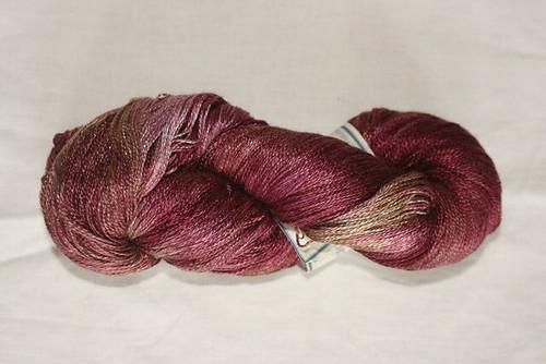 Mulberry silk