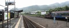 Aso railroad